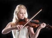 Clases de violin villa pueyrredon