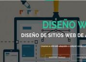 Diseño y programación web profesional