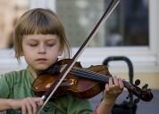 Clases de violin para chicos metodo de enseñanza presencial con resultados extraordinarios