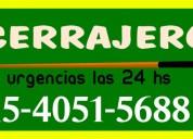 Cerrajeria en banfield 1540515688 urgencias 24 horas