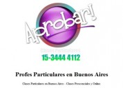 After school profes particulares 15 3444 4112