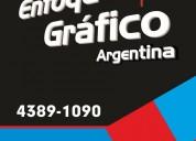 Enfoque gráfico argentina