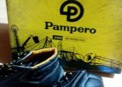 Zapato de seguridad pampero nuevo en caja numero 42