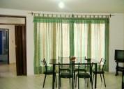 Departamentos de alquiler temporal de 1,2 y 3 dormitorios.cochera,servicio de mucama y ropa blanca
