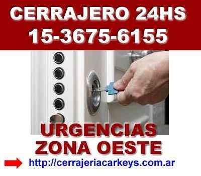 cerrajero automotor en Merlo 15-36756155 llaves codificadas