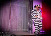 Stripper show para damas viajes a todo el país