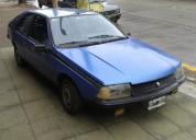 Renault fuego 1986 gtx 2  pap al dia total 36500 pesos
