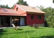 casa c/jardin piscina y otro:duplex con local  centro funes,equipadas!! calidad