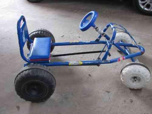 Vendo Carting a pedal