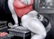 Busco mujer preferentemente gorda para satisfacerla con sexo oral