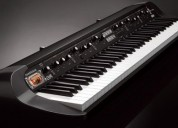 Clases de musica parque chas agronomia teclados korg