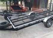 Jet trail fabrica de trailers