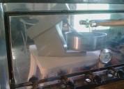 Horno a gas 18 moldes