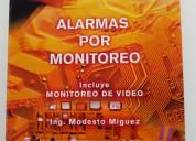 Alarmas por monitoreo