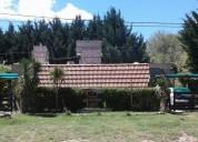 Vendo complejo de cabaÑas en potrero de los funes - san luis