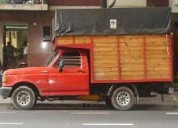 Transportes mudanzas en cap fed 4831-2661 microcentro tribunales congreso