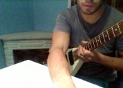 Busco banda soy guitarrista estilos varios pero me inclino estilo animal.