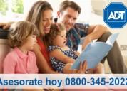 Contratar adt alarmas en villa maría 0351-5685180 / 0800-345-2022