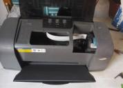 Impresora epson  a cartucho epson impecable a 4 colores imprime