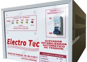 Estabilizador de tensión potencia 8kva o 8000watts