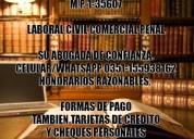 Dra patricia aguirre lescano abogados civil comerc laboral penal