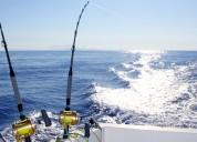 Fabricante de mosquetones y rotores para pesca deportiva.