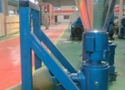Meelko  peletizadora 260mm 35 hp diesel para alfalfas y pasturas