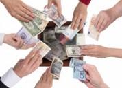 Ofrezco 2,000$ a 800,000$ individuos privados