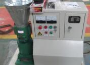 maquina meelko para pellets con madera 150 mm electrica 60/90 kg