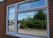 Colocación laminas de seguridad, control solar, espejados