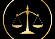 Abogado estudio jurídico: sucesiones, derecho civil en general, familia, reparación histórica, ot