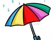Arreglo de paraguas
