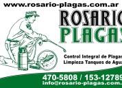Rosario plagas- control integral de plagas