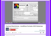 ))) facturaciÓn electrÓnica ))) emita factura electrónica fácilmente desde su pc