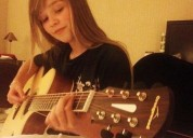 Profesor guitarra músico la paternal