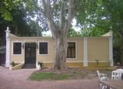 Casa de huéspedes en villa del totoral