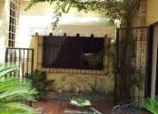 Funes: casita ,centro,patio,parrillero, todos servicios urbana !!