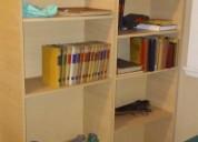 Bibliotecas de melamina