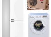 Servicio tecnico heladeras, aire acondicionado, lavarropas, electricidad stl