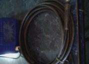 Vendo hidrolavadora blue clean 610