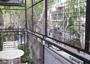 2 ambientes venta palermo frente balcón con protección luminoso