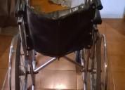 silla de ruedas completa