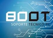 Servicio tecnico y venta de computadoras