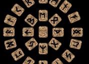 Cartas españolas y runas