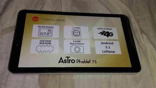 Nueva tablet 4g maxwest con teclado y funda