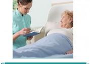 cuidado de enfermos y personas mayores, contactarse.