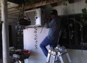 Se hacen instalación de aire acondicionado