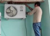 Instalacion de aire acondicionado, contactarse.