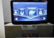 Gps gauss pantalla xl5tv 5¨ en caja c/manual completo, contactarse.