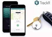 Trackr bravo  rastreador  localizador  gps  bluetooth leer, contactarse.